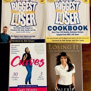 Other - Biggest Loser Weight Loss Program, Cookbook Curves